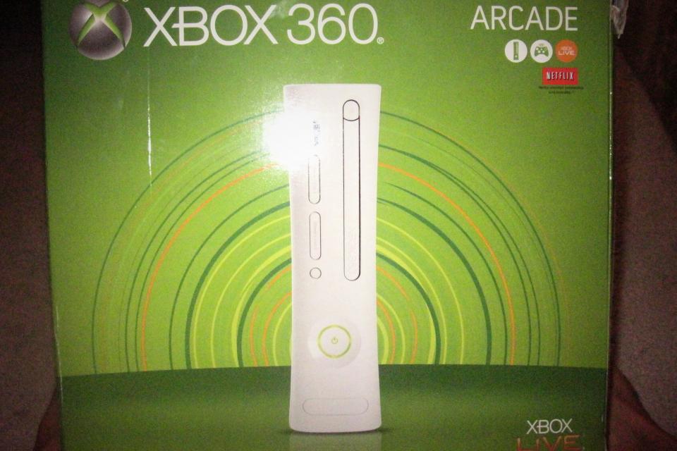 XBOX 360 ARCADE Lar