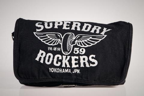 Superdry Rockers Bag Photo