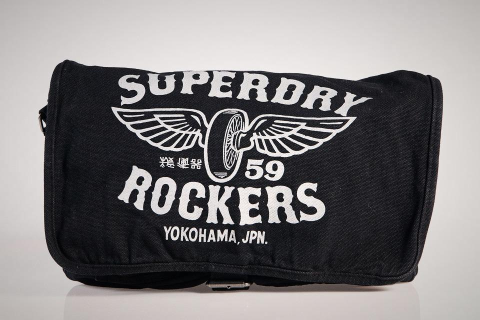 Superdry Rockers Bag Large Photo