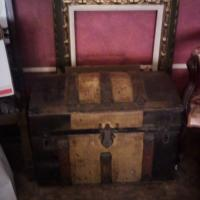 Dome Steamer Trunk Photo