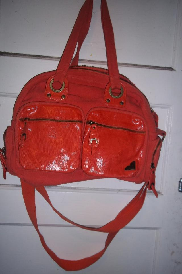 Roxy Orange Large Purse Photo