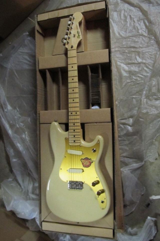 Fender Squire Classic Vibe Duo Sonic Photo