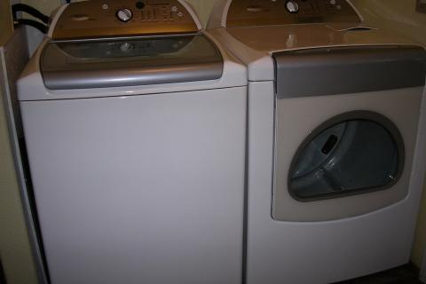 Whirlpool Cabrio Washer and Dryer Photo
