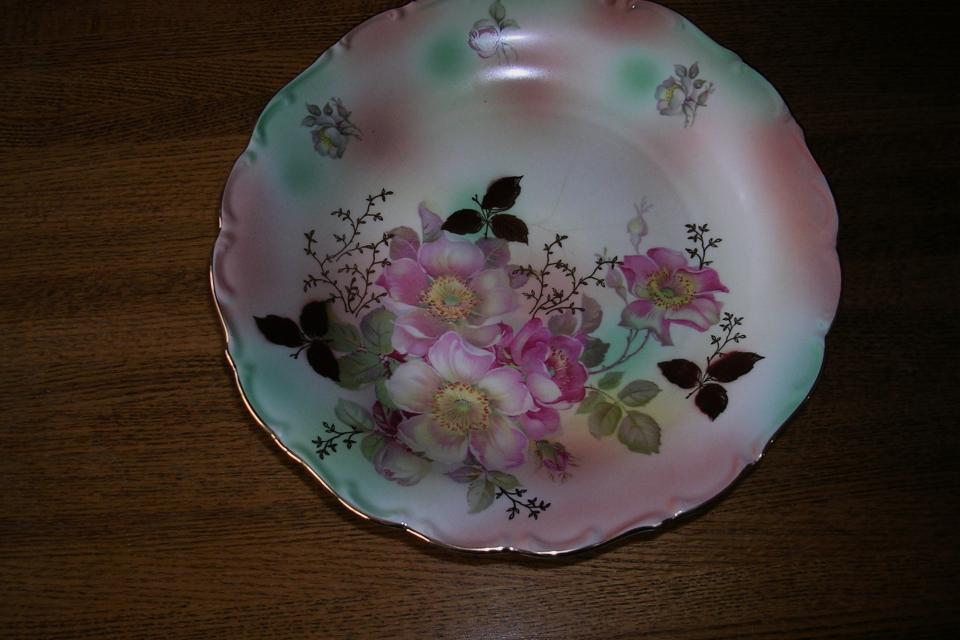 Goebel Cake Stand Large Photo