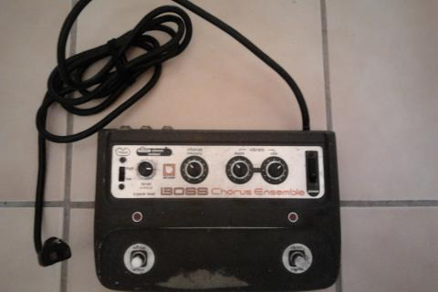 Roland/Boss CE-1 Vintage Chorus Pedal original Photo