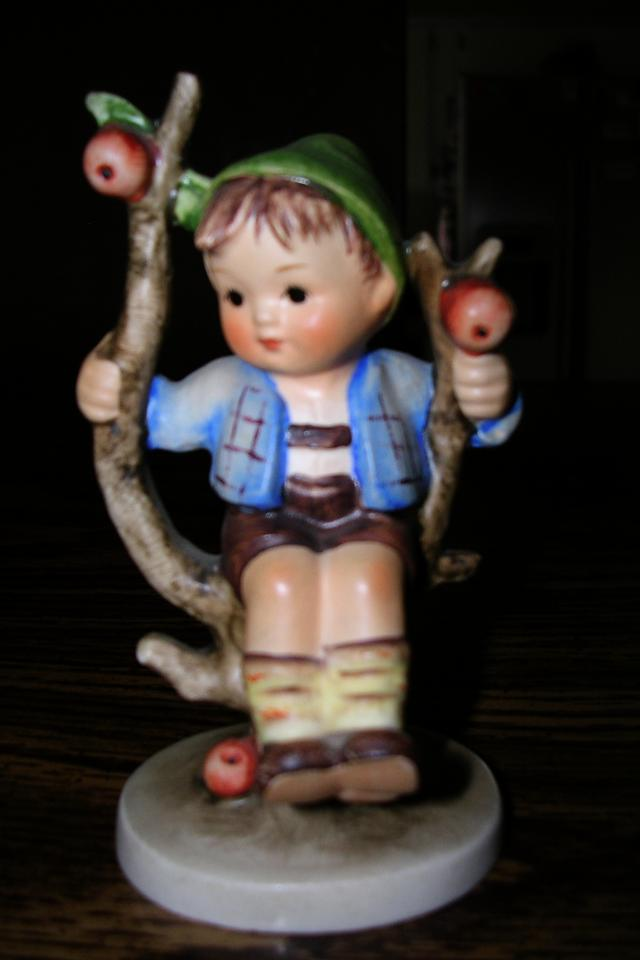 Hummel Apple Tree Boy Figurine Photo