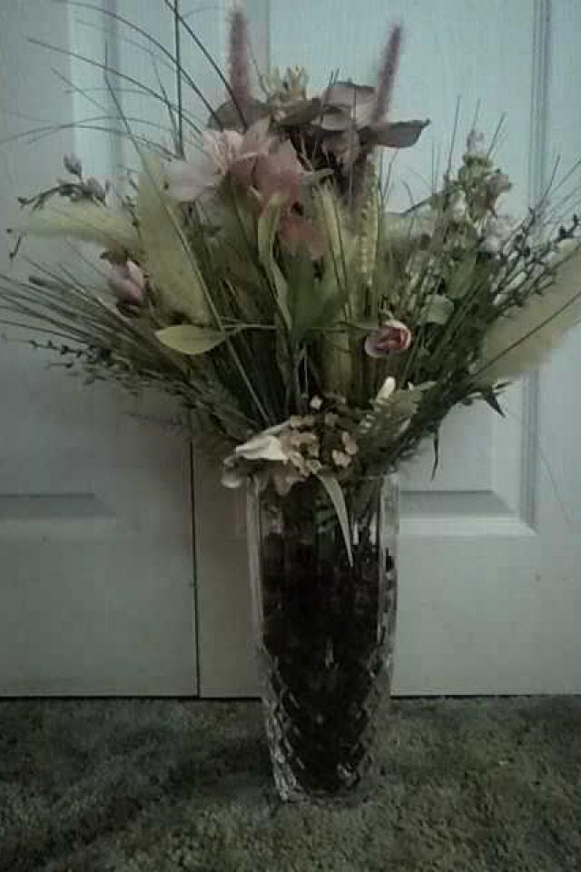 Lead Crystal Vase  Photo