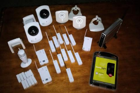 xanboo wireless home security system Photo