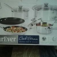 10 pc, Cookware Set  Photo