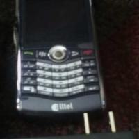 Blackberry Pearl 8130 flashed for cricket  Photo