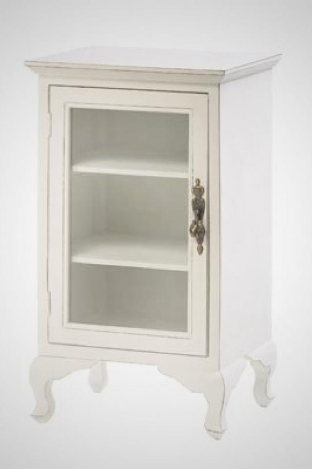 SIMPLY WHITE STORAGE CABINET Photo