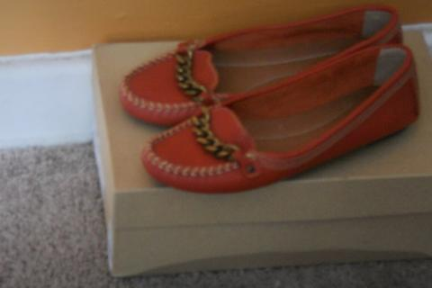 JCrew Driving Moccasins (size 6) Photo