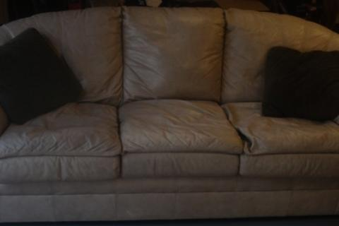 Leather Couches Photo