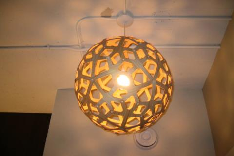 Designer pendant light  Photo