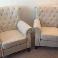 Fabric club chair Photo