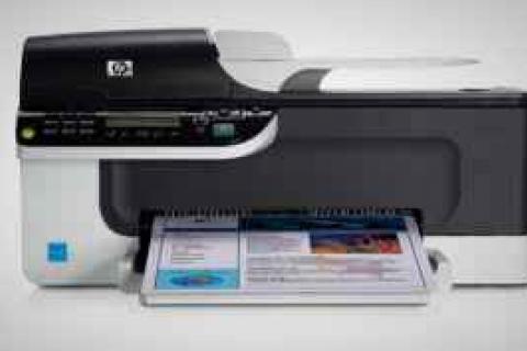 HP OFFICEJET J4500 Photo