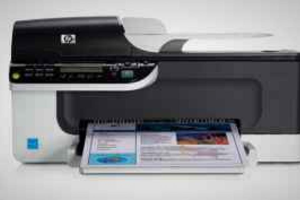 HP OFFICEJET J4500 Large Photo