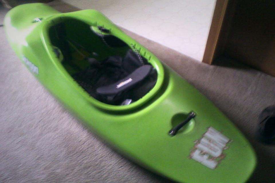 jackson fun kayak Large Photo
