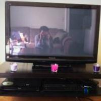 "Panasonic 42"" Plasma HDTV Photo"