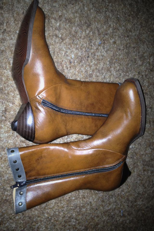 John Fluevog Boots Photo