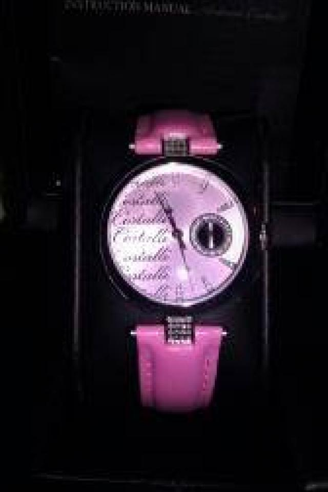  CORTALLI Women's HIGH END WATCH w/.160ctw Diamonds; STUNNING!! Photo
