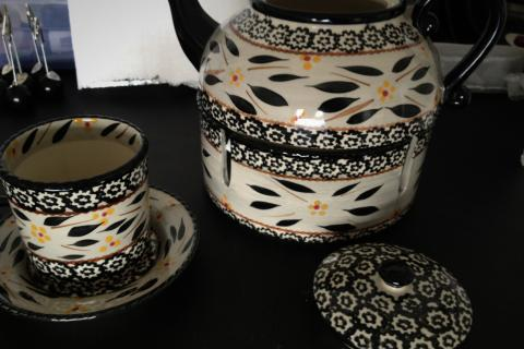 Tea Set Photo