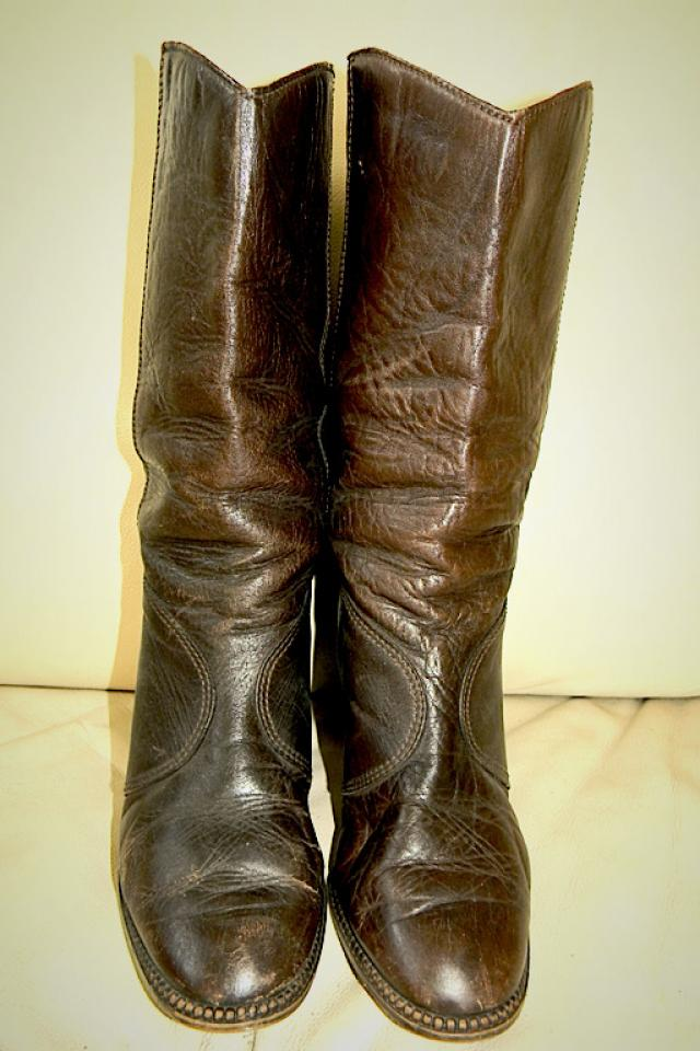 1970s Vintage Cowgirl boots Photo