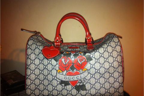 Gucci tattoo bag Photo