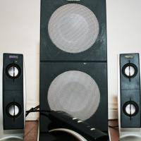 Altec Lansing Computer Speakers &amp; Subwoofer  Photo