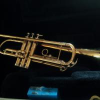 Conn Student Trumpet...or maybe a Cornet? Photo