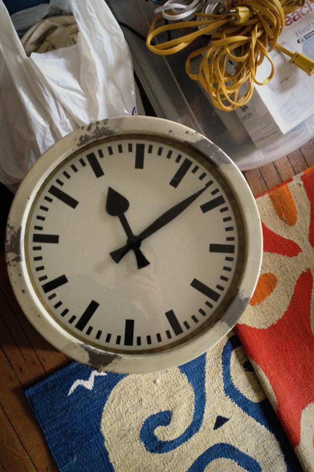 Awsome clock Photo