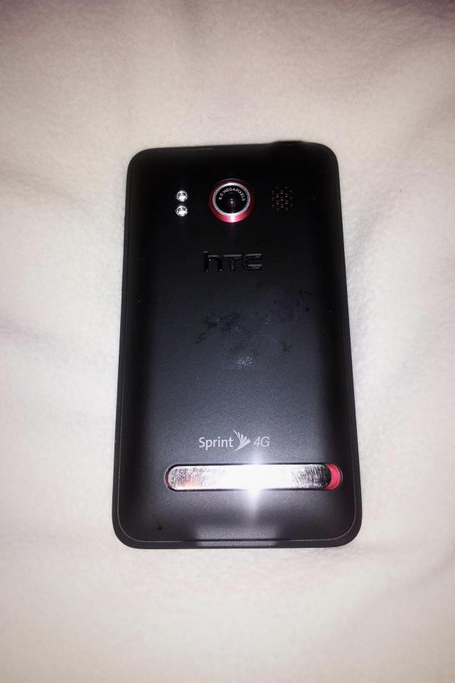 HTC Evo Large Photo
