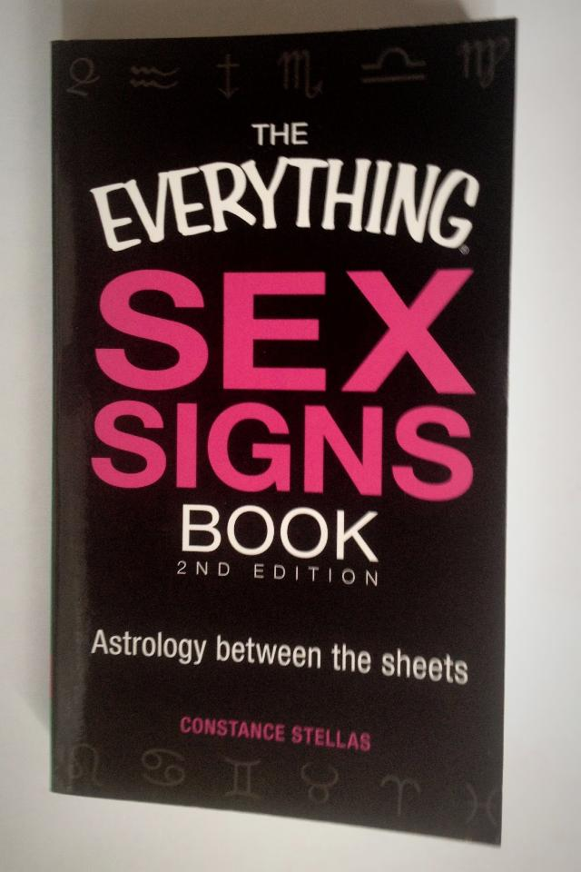 Sex Horoscope Sign Book