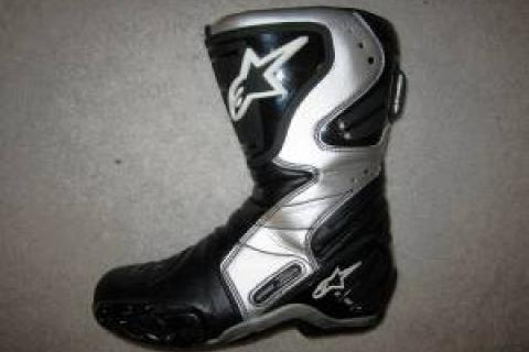 ALPINESTARS STELLA BOOT - Size 8.5 EU40 Photo