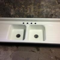 Double Basin Sink Photo
