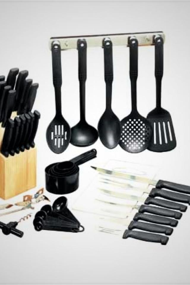 Complete Utensil Set Photo