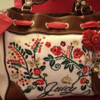 Juicy Couture Flower Purse  Photo