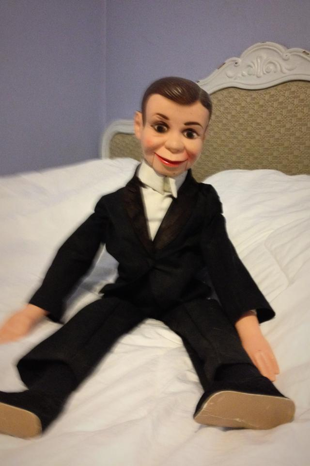 Charlie McCarthy ventriloquist puppet Photo