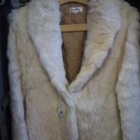Soft, gorgeous rabbit fur jacket Photo