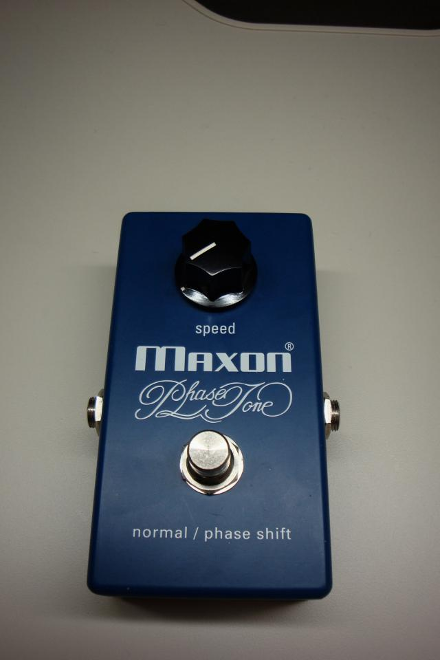 Maxon Phase Tone Effect Pedal Photo