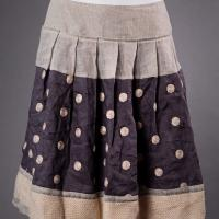 Tocca Dot Skirt Photo