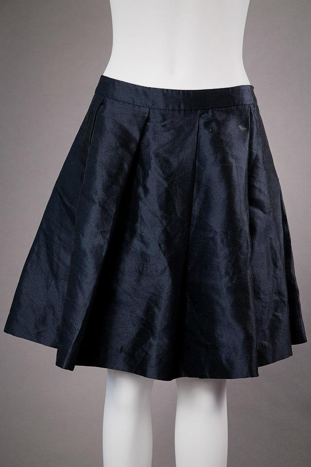 Navy Miu Miu Skirt Large Photo