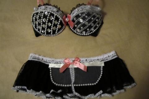 Custom Maid outfit, 34B // Medium Photo