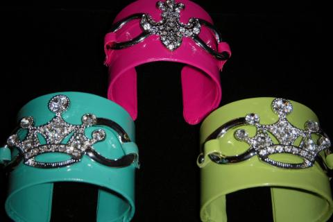 Cuff Bling Bracelets  Photo