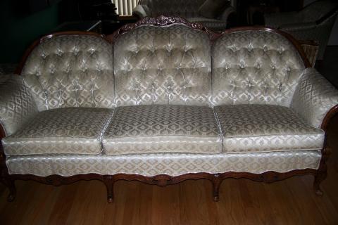 Antique Sofa set   Photo