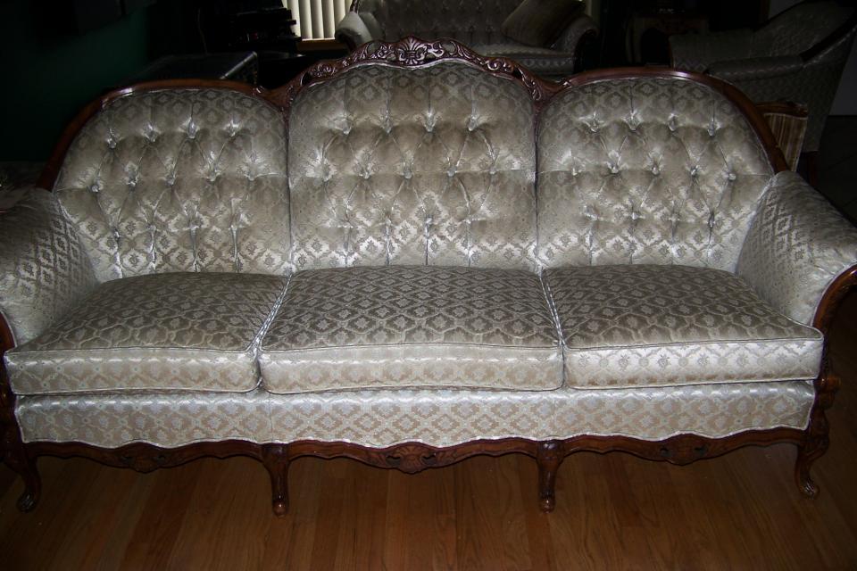 Antique Sofa set   Large Photo