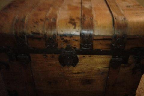 Civil war chest Photo