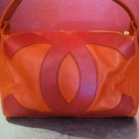 100% Auth Chanel Double C handbag Photo
