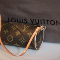 Louis Vuitton  Papillon Pouch Photo