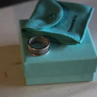 Tiffany &amp; Co Silver Ring Photo